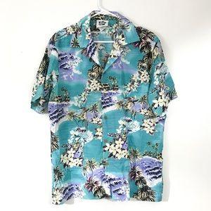 Vintage Hilo Hattie Hawaiian Shirt